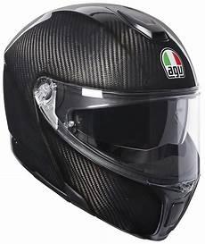 agv sportmodular carbon solid helmet revzilla