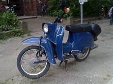 eine simson schwalbe in blau 13 05 12 berlin pankow