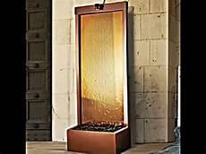 Deko Für Wand - dekorative wasser wand originelle deko ideen f 252 r