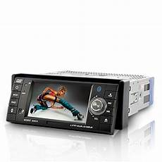 Road 1 Din Car Dvd Player 4 3 Touchscreen