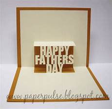 pop up card template s day paper pulse spot happy s day pop up card