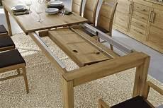 esstisch eiche massiv ausziehbar massivholz esstisch k 252 chentisch 210 310x95 cm eiche massiv