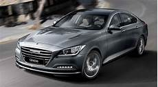 hyundai s 2015 genesis will automatically brake for speed