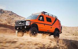 Sportsmobile 4wd Ford Series The Ultimate Van