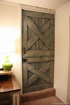 diy barn door how to build a barn door diy projects for everyone
