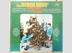 beach boys xmas songs
