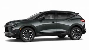 New Nightfall Gray Metallic 2019 Chevrolet Blazer AWD RS