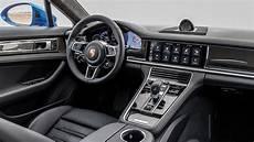 2018 Porsche Panamera 4 E Hybrid Interior Review