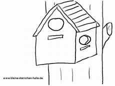 Malvorlagen Vogelhaus Gratis Ausmalbilder Vogelhaus Malvorlage Gratis