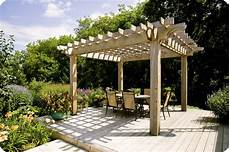 the difference between an arbor pergola cabana and pavilion