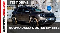 dacia duster eu neuwagen 54054 nuovo dacia duster my 2018 anteprima test drive