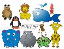 Zoo Cartoon Images Clipart Image 14446