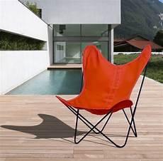 sessel aa butterfly aa new design orange made in