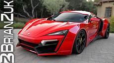 Lykan Hypersport From Furious 7