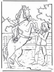 Pferde Ausmalbilder Ostwind Rearing Horses