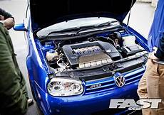 tuned mk 4 vw golf r32 fast car