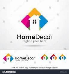 home decor logo template design vector stock vector 360177809 shutterstock