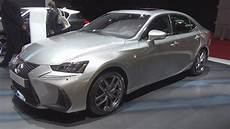 lexus is 300h f sport lexus is 300h f sport executive 2019 exterior and