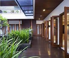 Modern Bali House With Lush Topography