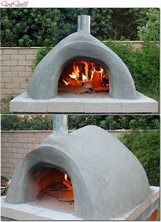 Steinofen Selbst Bauen - building a brick pizza oven candied fabrics