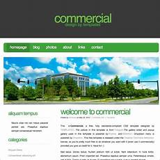 commercial free website templates in css html js format