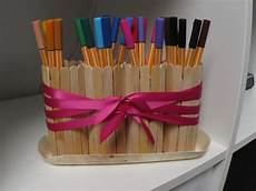 Diy Upcycling Pencil Holder Pencil Stiftehalter