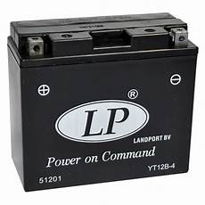 Batterie Moto 12v 10ah Gel Yt12b 4 Gt12b 4 Batteries Moto