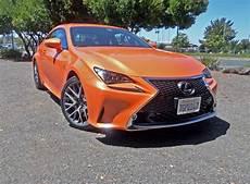 lexus rc f sport 2016 lexus rc 350 f sport coupe test drive nikjmiles