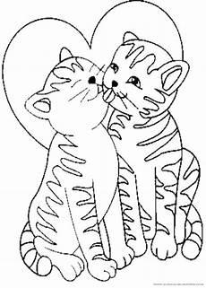Ausmalbilder Katzenkinder Pin Pascal Auf Schult 252 Ten Motive Ausmalbilder Katzen