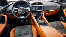 2019 jaguar f pace svr interior colors