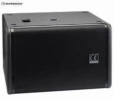 caisson de basse actif ou passif sub12p iline audiophony caisson de basse 12 pouces passif 700w