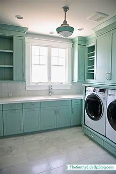 upstairs laundry room the sunny side up blog