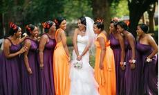purple and orange wedding inspiration knotsvilla wedding ideas canada wedding blog