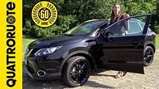 nissan qashqai black edition perch 233 edizione limitata
