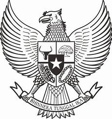 Logo Burung Garuda Hitam Putih Png Christoper