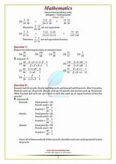 fraction worksheet for grade 6 cbse 4253 ncert solutions for class 6 maths chapter 7 fractions pdf for 2019 20