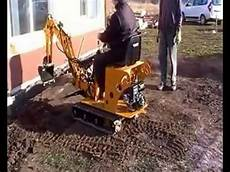 Mini Excavator Mini Pelle Sauterelle Minibagger Mi
