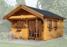 Weka M 252 Ritz Blockhaus 430 X 560 Cm Holz Gartenhaus