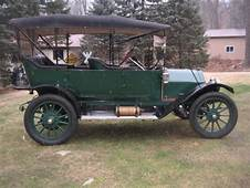 1913 Willys Overland Model 69T Touring Car 30 HP Brass Era