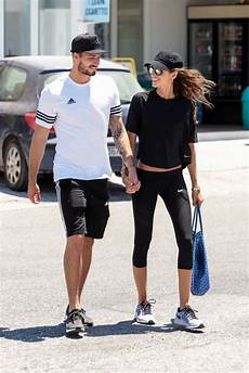 izabel goulart and kevin trapp out in mykonos 07 07 2017