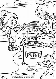 malvorlagen umweltschutz quiz