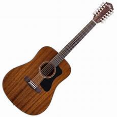 Disc Guild D 125 12 String Dreadnought Acoustic Guitar At