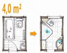 Badplanung Beispiel 4 Qm Spezielle Duschl 246 Sung Im