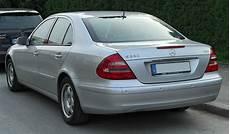 Plik Mercedes E 220 Cdi Classic W211 Rear 20100509 Jpg
