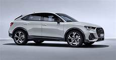 audi q3 coupe 2020 2020 audi q3 sportback coupe styled crossover revealed
