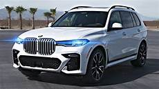 2019 bmw x7 50i us spec overview youtube