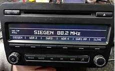 Radio Skoda Fabia 2 Roomster Swing Mp3 5j0035161 G