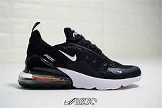 nike air max 270 lifestyle s shoes black white