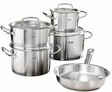 fissler topfset 5 teilig orginal profi collection f 252 r 293 85