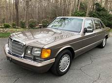 how to learn all about cars 1989 mercedes benz sl class user handbook 1989 mercedes benz 420sel for sale 2256153 hemmings motor news